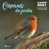 Christian Bouchardy - Calendrier Oiseaux du jardin.