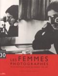 Christian Bouqueret - Les femmes photographes de la nouvelle vision en France, 1920-1940 - [exposition, Paris, Hôtel de Sully, 3 avril-7 juin 1998, Chalon-sur-Saône, Musée Nicéphore Niépce, 19 juin-13 septembre 1998, Évreux, Musée de l'ancien Évêché, octobre-novembre 1998.