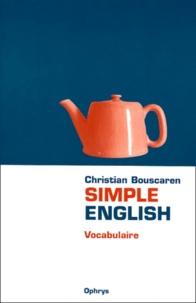 Christian Bouscaren - .