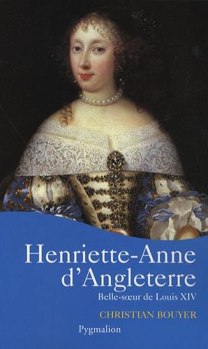 Henriette-Anne d'Angleterre. Belle-soeur de Louis XIV