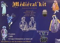 Christian Brassy et Lionel Dieu - Médieval''Kit - 12 posters. 1 DVD