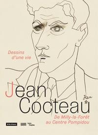 Christian Briend et Anne Lemonnier - Jean Cocteau - Dessins d'une vie, de Milly-la-Forêt au Centre Pompidou.