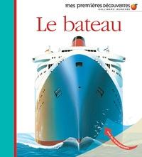 Christian Broutin - Le bateau.