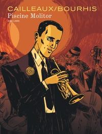 Christian Cailleaux et Hervé Bourhis - Piscine Molitor.