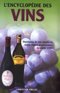 Deedr.fr L'encyclopédie des vins Image