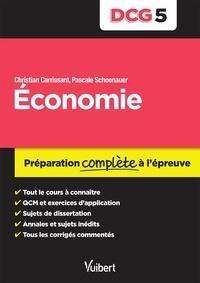 Deedr.fr Economie DCG 5 - Préparation complète à l'épreuve Image