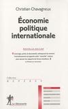 Christian Chavagneux - Economie politique internationale.