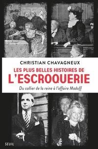 Histoiresdenlire.be Les plus belles histoires de l'escroquerie - Du collier de la reine à l'affaire Madoff Image