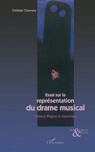 Corridashivernales.be Essai sur la représentation du drame musical - Wieland Wagner in memoriam Image