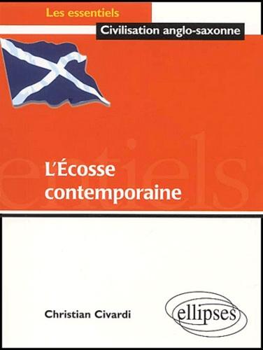 Christian Civardi - L'Ecosse contemporaine.