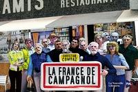 Christian Combaz - La France de Campagnol.