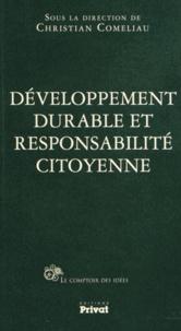 Christian Comeliau - Développement durable et responsabilité citoyenne.