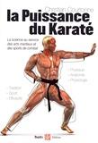 Christian Courtonne - Puissance du karaté.