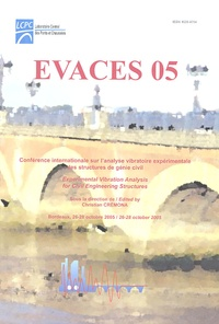 Christian Cremona - EVACES 05 - Experimental Vibration Analysis for Civil Engineering Structures.