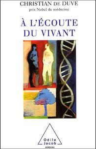 Christian de Duve - .