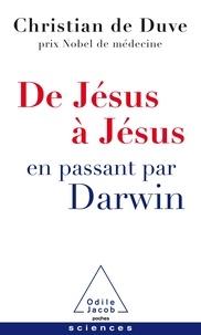 Histoiresdenlire.be De Jésus à Jésus... en passant par Darwin Image