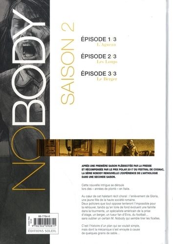 Nobody Saison 2 Episode 2 Les Loups
