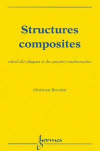 Structures composites. Calcul des plaques et des poutres multicouches.pdf