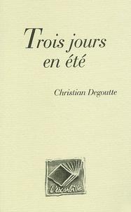 Christian Degoutte - .