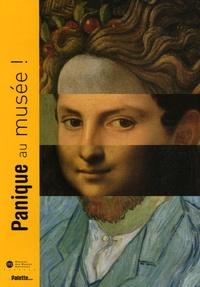Deedr.fr Panique au musée! Image