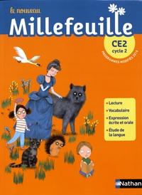 Christian Demongin - Le nouveau Millefeuille CE2 cycle 2.