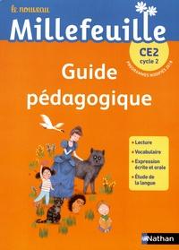 Christian Demongin - Le nouveau Millefeuille CE2 cycle 2 - Guide pédagogique.