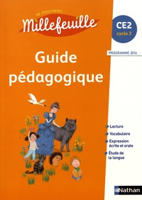 Christian Demongin - Le nouveau millefeuille CE2 - Guide pédagogique.