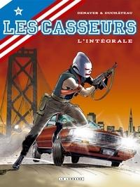 Christian Denayer et André-Paul Duchâteau - Les casseurs - L'intégrale Tome 6 : .