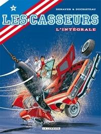 Christian Denayer et André-Paul Duchâteau - Les Casseurs  : L'intégrale - Tome 2.