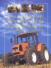 Encyclopédie des tracteurs fabriqués en France des origines à nos jours.pdf