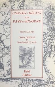 Christian Desplat - Contes et récits des pays de Bigorre.