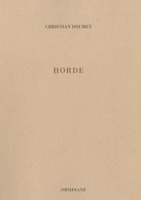 Christian Doumet - Horde - (feudataires de Berzé).