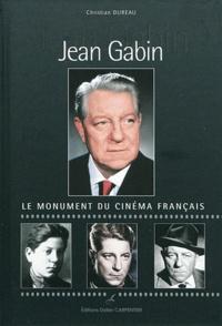 Christian Dureau - Jean Gabin - Le monument du cinéma français.