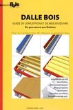 Christian Fanguin - Dalle bois - Guide de conception et de mise en oeuvre - Du gros œuvre aux finitions.