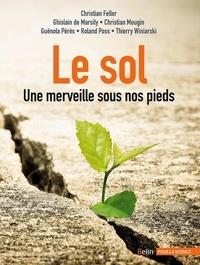 Christian Feller et Ghislain de Marsily - Le sol - Une merveille sous nos pieds.