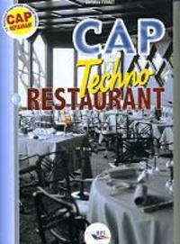 Christian Ferret - Techno Restaurant CAP.