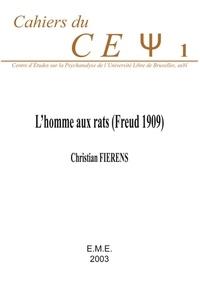 Christian Fierens - Cahiers du Cepsy  : L'homme aux rats (Freud 1909).