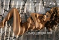 Christian Foch - L'Agenda-calendrier Clara Morgane 2012.