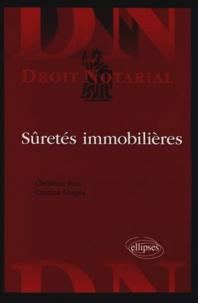 Christian Foix et Cristina Corgas - Sûretés immobilières.