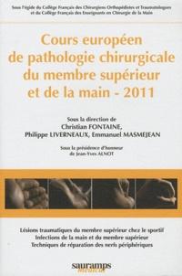 Cours européen de pathologie chirurgicale du membre supérieur et de la main.pdf