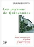 Christian Fougerouse - Les paysans de Quinsonnas.
