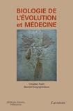 Christian Frelin et Bernard Swynghedauw - Biologie de l'évolution et médecine.