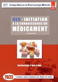Histoiresdenlire.be UE6 Initiation à la connaissance du médicament Image