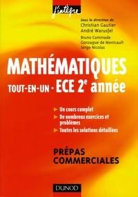 Goodtastepolice.fr Mathématiques Tout-en-Un ECE 2e année - Cours et exercices corrigés Image