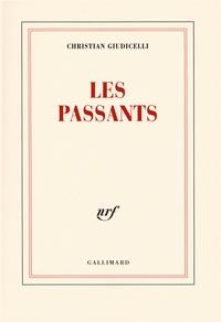 Christian Giudicelli - Les passants.
