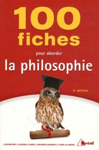 Christian Godin et Cyrille Bégorre-Bret - 100 fiches pour aborder la philosophie.