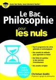 Christian Godin - Le Bac philosophie pour les nuls.