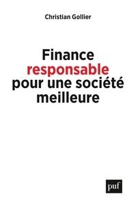 Christian Gollier - Finance responsable pour uen société meilleure.