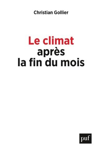 Le climat après la fin du mois - 9782130822066 - 14,99 €