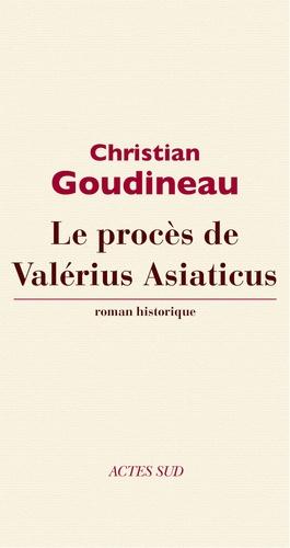 Le Procès de Valérius Asiaticus